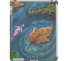 Abstract Koi iPad Case/Skin