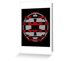 Galactic Empire Symbol Greeting Card