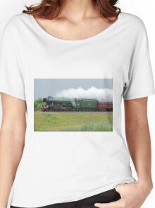 The Flying Scotsman Women's Relaxed Fit T-Shirt