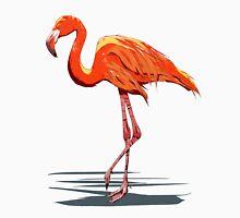 Orange Flamingo Unisex T-Shirt