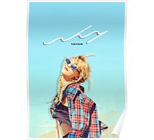 Kim Taeyeon - Why Photoshoot #1 Poster