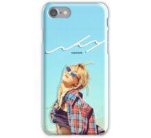 Kim Taeyeon - Why Photoshoot #1 iPhone Case/Skin