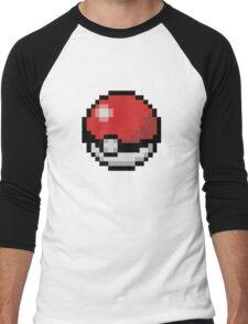 Pokemón Pokeball Men's Baseball ¾ T-Shirt