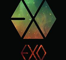EXO by danishafiq01