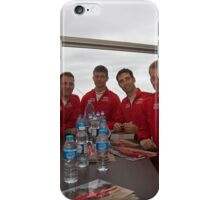 Red Arrow Team iPhone Case/Skin