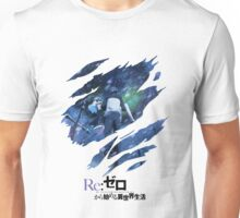 Re:Zero scratches Unisex T-Shirt