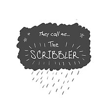 They call me... The SCRIBBLER! by FireflyMoon