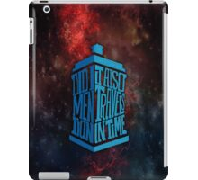 Tardis Space iPad Case/Skin