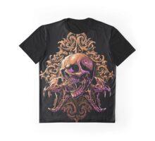 Skull Art Graphic T-Shirt