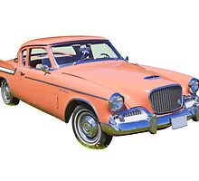 1961 Studebaker Hawk Coupe by KWJphotoart