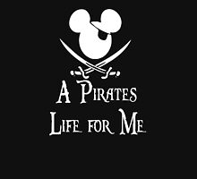 A Pirates Life For Me Womens Fitted T-Shirt