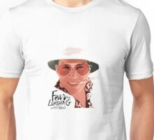 Fear and Loathing in Las Vegas- Johnny Depp Unisex T-Shirt