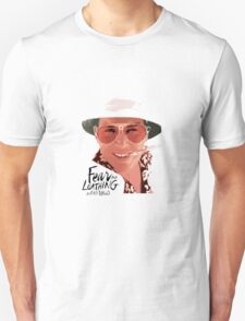 Fear and Loathing in Las Vegas- Johnny Depp T-Shirt