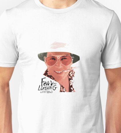Fear and Loathing in Las Vegas- Johnny Depp Unisex T-Shirt