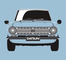 Datsun One Piece - Short Sleeve