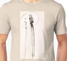 Jesus, praying Unisex T-Shirt