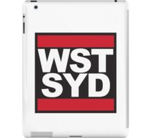 WSTSYD iPad Case/Skin