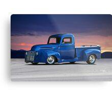 1946 Ford Custom Pickup Metal Print