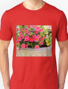 Petunia Pot Unisex T-Shirt