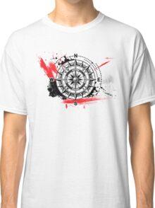 Modern Compass Classic T-Shirt