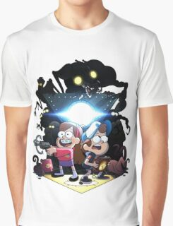 Gravity falls Graphic T-Shirt