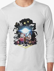 Gravity falls Long Sleeve T-Shirt