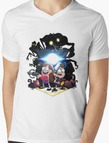 Gravity falls Mens V-Neck T-Shirt