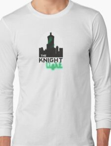 The knight light podcast merch  Long Sleeve T-Shirt