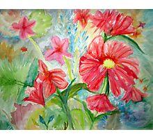 gruber Flower Photographic Print