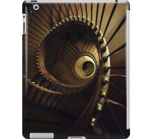 Chocolate spirals iPad Case/Skin