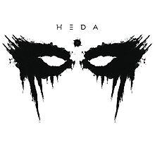heda lexa Photographic Print
