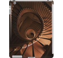 Chocolate spirals II iPad Case/Skin