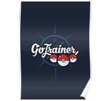 Go Trainer Poster
