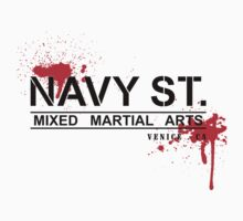 NAVY STREET MMA BLOOD by ANDIBLAIR