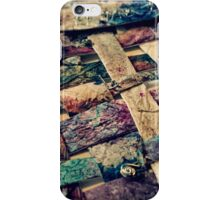 Woven Canvas With Wire iPhone Case/Skin