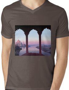 Aladdin Mens V-Neck T-Shirt