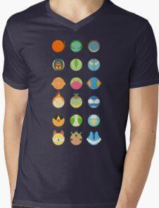 Generations  Mens V-Neck T-Shirt