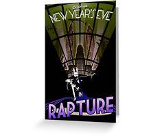 Bioshock - New Year's Eve Greeting Card