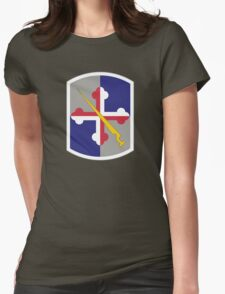 58th Expeditionary Military Intelligence Brigade (Maryland Army National Guard) Womens Fitted T-Shirt