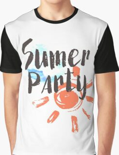 Summer party Graphic T-Shirt