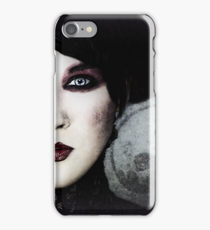 Cold December World iPhone Case/Skin