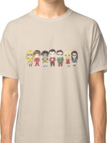 Sheldon and Friends Classic T-Shirt