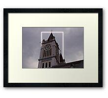 Rectangle No. 5 Framed Print