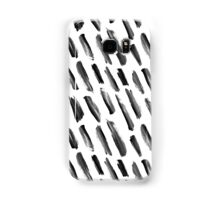 Gouache brush strokes #1 Samsung Galaxy Case/Skin