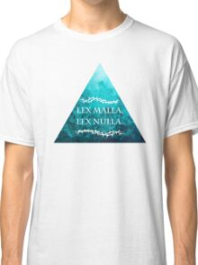 A Bad Law is No Law Classic T-Shirt