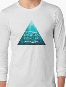 A Bad Law is No Law Long Sleeve T-Shirt