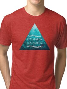 A Bad Law is No Law Tri-blend T-Shirt