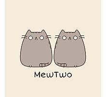 MewTwo Photographic Print