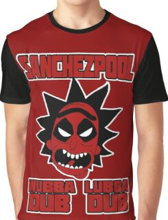 SANCHEZPOOL - RICK n MORTY Graphic T-Shirt