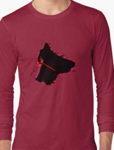 Knight dark side Long Sleeve T-Shirt